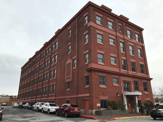 The building at 112 S. French Street in Wilmington was purchased this month by Corporation Service Company, the state's largest and most politically influential registered agency company