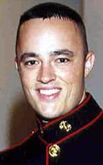 Marine Sgt Brad Harper