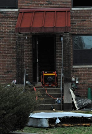 Zanesville Fire Department responded to a fire on Friday afternoon at 757 Whipple St. No one was injured as the fire was contained to the upstairs bedroom.