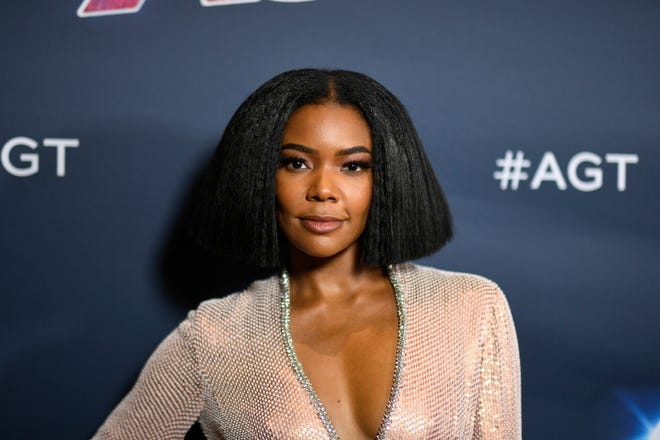 Gabrielle Union attends the red carpet finale of Season 14 of 'America's Got Talent' on Sept. 18, 2019, in Hollywood.