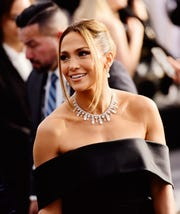 "Jennifer Lopez starred in ""Hustlers,"" which became a box-office hit and earned her rave reviews."