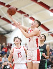 Neenah's Max Klesmit earned unanimous second team on the Associated Press all-state boys basketball team.