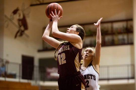 Flour Bluff defeat Tuloso-Midway 55-43 during their game at Flour Bluff on Friday, Han. 31, 2020.