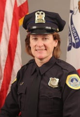 Thirty-year Des Moines police veteran senior officer Alycia Peterson was at the scene of Friday morning's officer-involved shooting. Fellow senior officer Charlie Negrete fired shots at a suspect when he began attacking the officers.