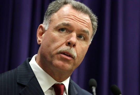 Former Chicago Police Superintendent Garry McCarthy