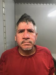 Martin Acosta Mundo was charged with criminal sexual conduct with a minor.