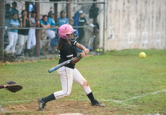 High school girls softball players could get an influx of talent as a new middle school girls softball league grows.