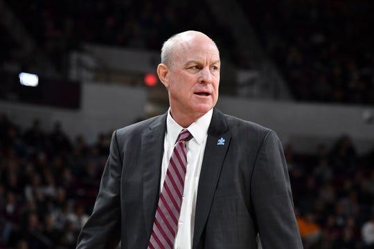 Mississippi State head coach Ben Howland has his team aimed at its second NCAA Tournament berth in a row. The Bulldogs need to keep playing like they did Saturday against Missouri to get there.