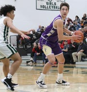 Lexington's Max Waldruff has the Minutemen at No. 2 in the Richland County Boys Basketball Power Poll.