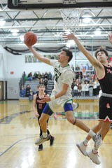 Clear Fork's Brennan South has the Colts at No. 8 in the Richland County Boys Basketball Power Poll.