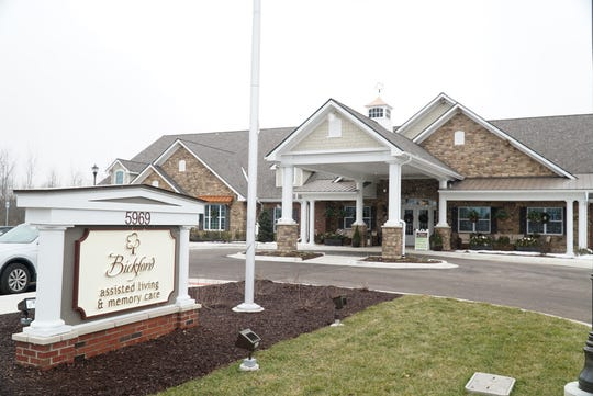 The Bickford Assisted Living & Memory Care facility at 5969 N. Canton Center Road is scheduled to open in mid-February of 2020.
