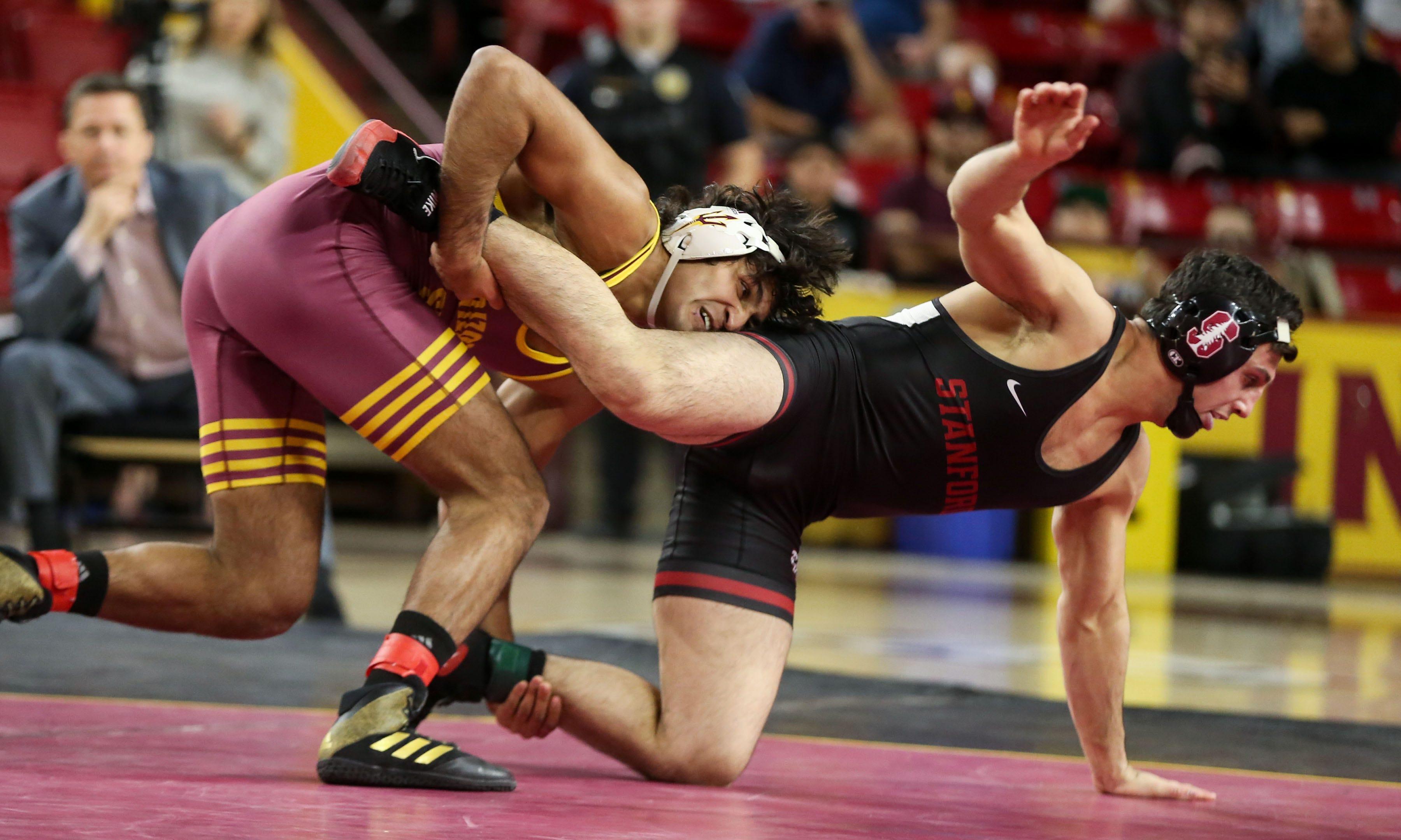 U S Olympic Wrestling Trials Postponed Impacting Local Wrestlers