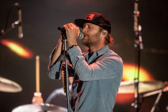 Dierks Bentley enjoyed the home crowd at The Birds Nest on Friday, Jan. 31, 2020 in Scottsdale.