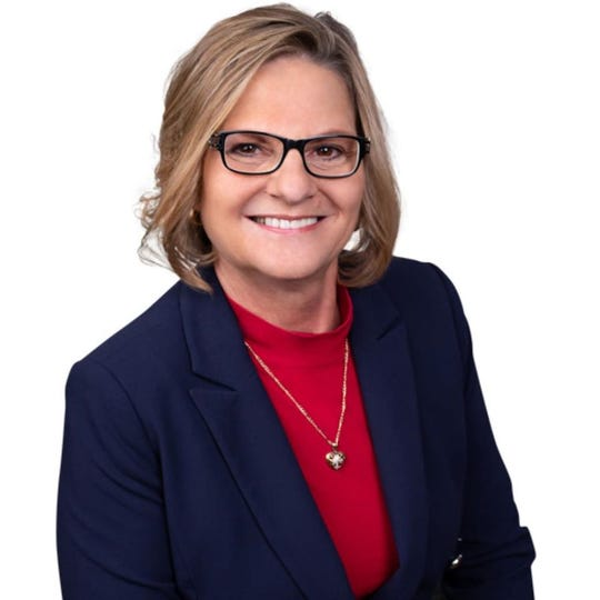 Liz Marty May announced her run for U.S. Congress.