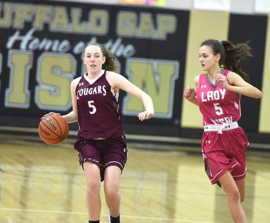 Stuarts Draft and Buffalo Gap will meet for the third time this season when the square off in the Region 2B tournament quarterfinals Tuesday, February 25 at Stuarts Draft.