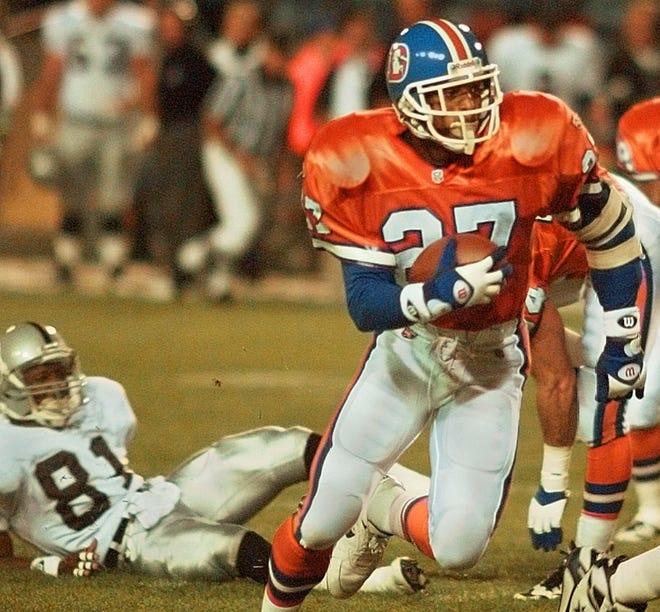 Steve Atwater- safety, Denver Broncos (1989-98), New York Jets (1999)