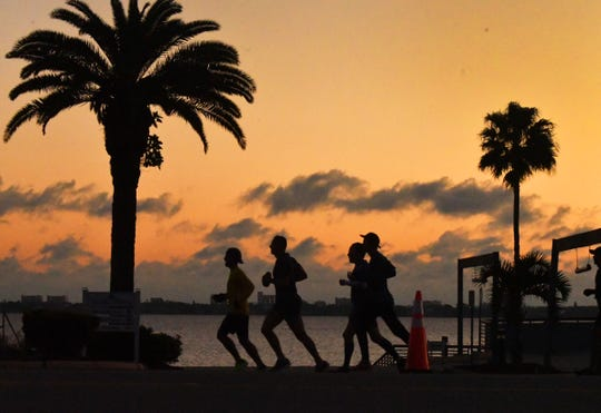Several upcoming races, 5Ks and run/walks have been canceled or postponed. Check the organizers' websites for updates.