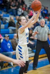 Wynford's Kaylee Smith earned Third Team All-T-F honors.