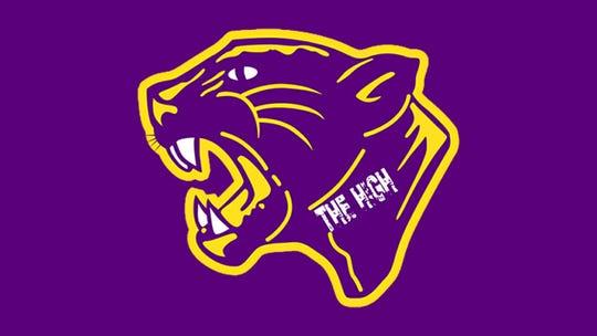 Camden High School logo