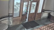 Iowa authorities are looking for a man who broke into the Iowa State Capitol Building and caused damage early Sunday morning.