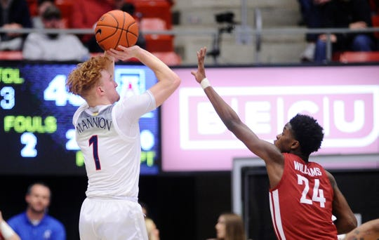 Could Nico Mannion be the Phoenix Suns' point guard of the future?