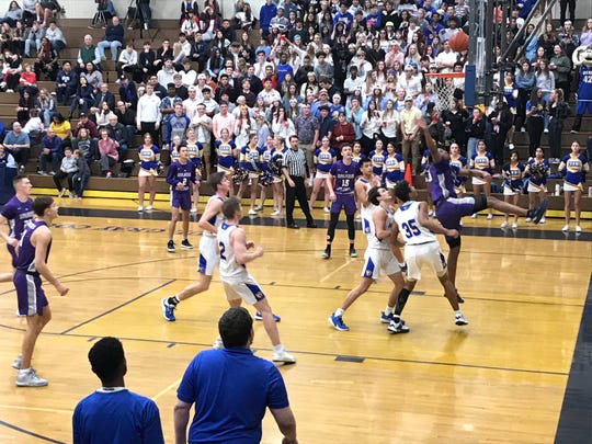 Spanish Springs beat Reed, 67-55, on Tuesday at Reed.