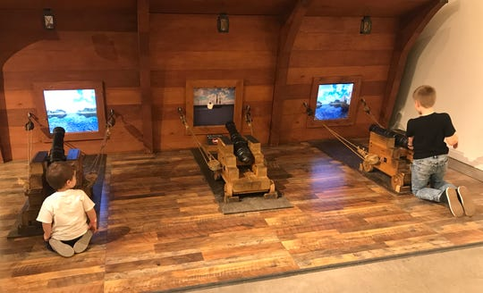 """Turtle Bay's """"Treasure""""  exhibit is abouttreasure-seeking behavior—including the Gold Rush."""