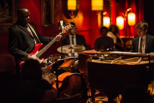 The word groovy was invented for places like the Green Lady Lounge. This jazz club has red velvet walls, vintage paintings and wonderful musicians with live jazz every night.