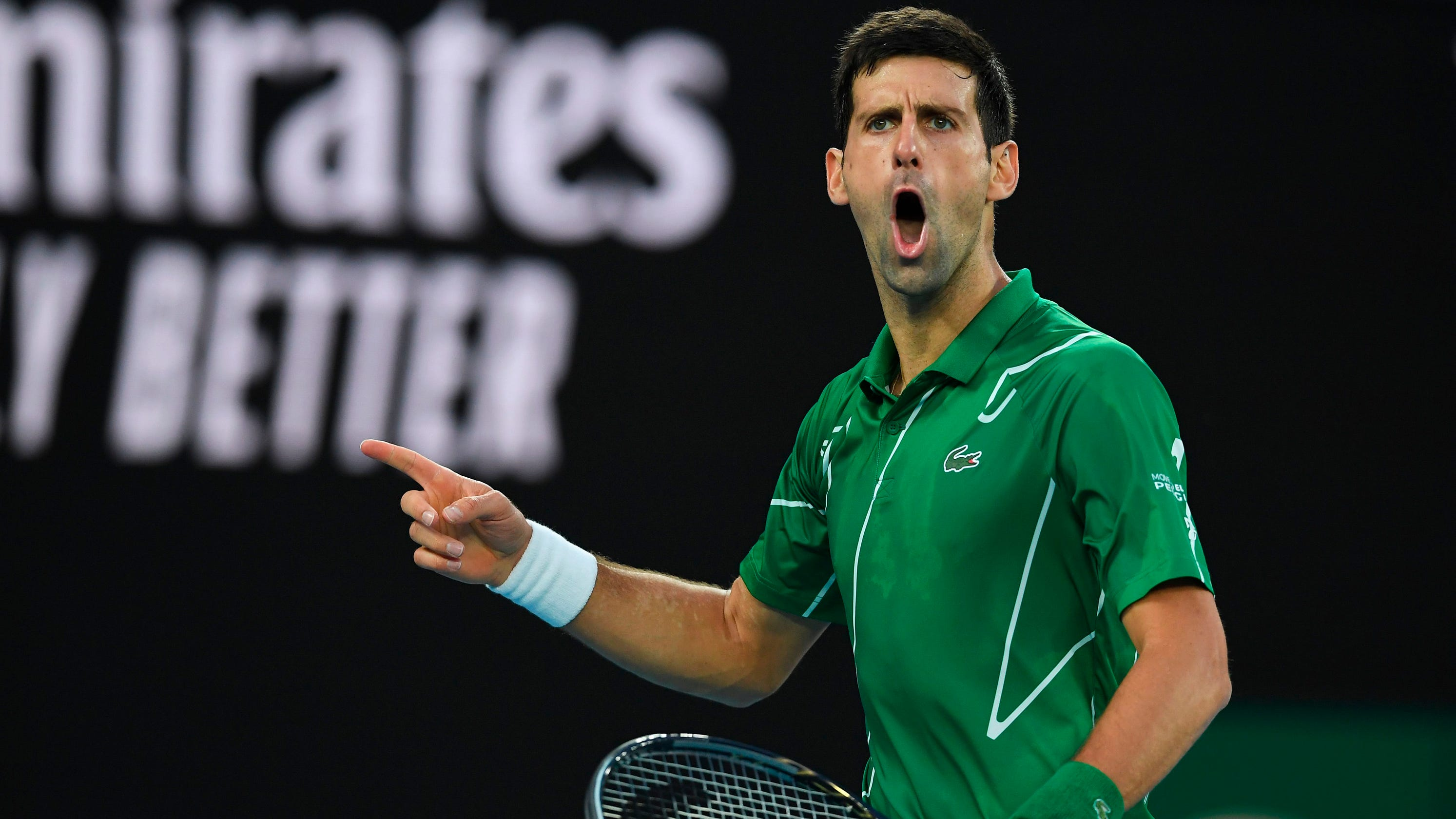 Novak Djokovic Beats Dominic Thiem In Dramatic Australian Open Final