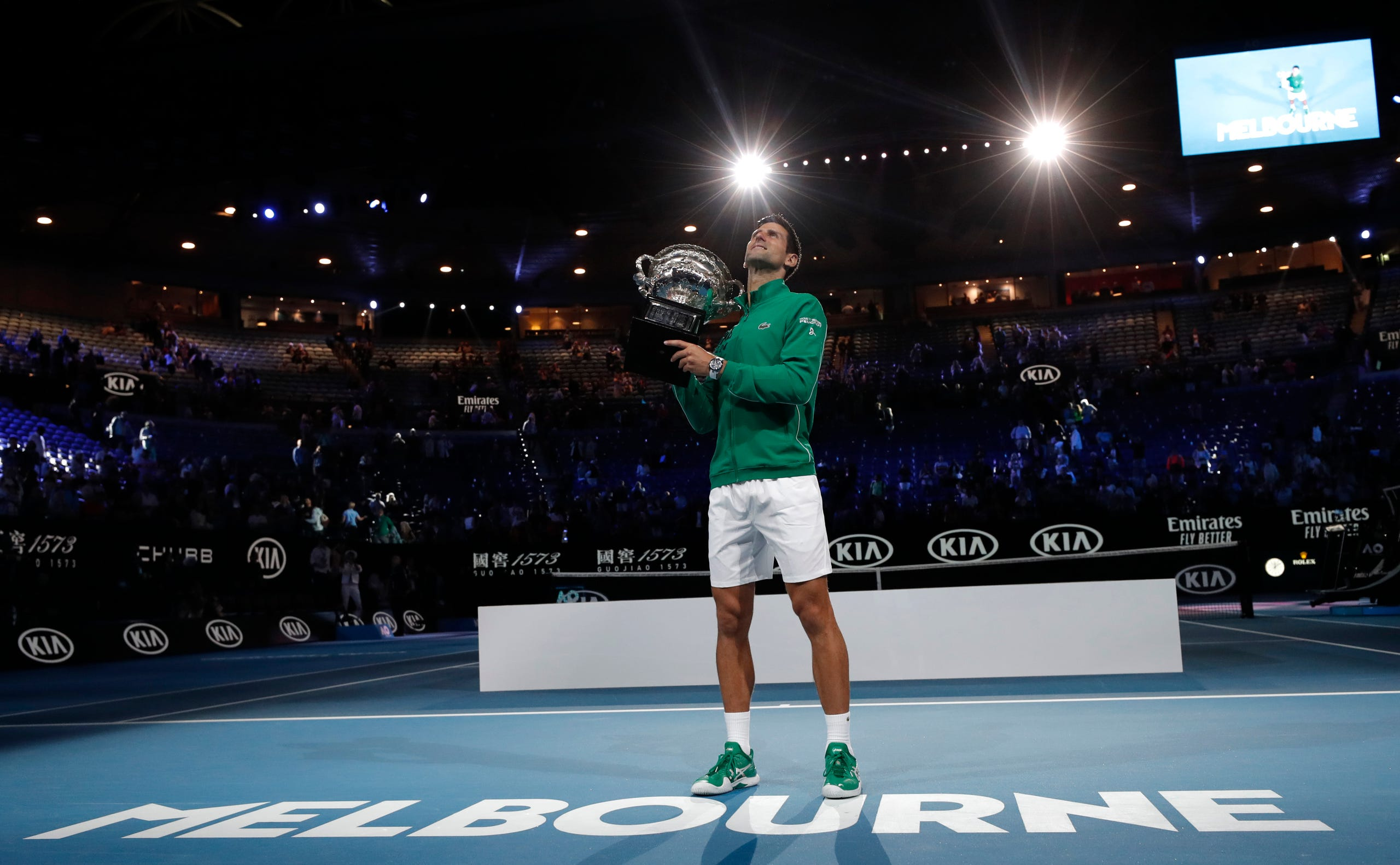 2020 Australian Open Best Images From Grand Slam Tennis Tournament