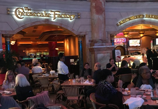 The Cheesecake Factory was the most requested restaurant in this year's Reader Wish List.