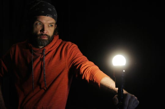 """Keith May, director of """"Midsummer,"""" found inspiration to tell Shakespeare's """"A Midsummer Night's Dream"""" his way in a ghost light."""