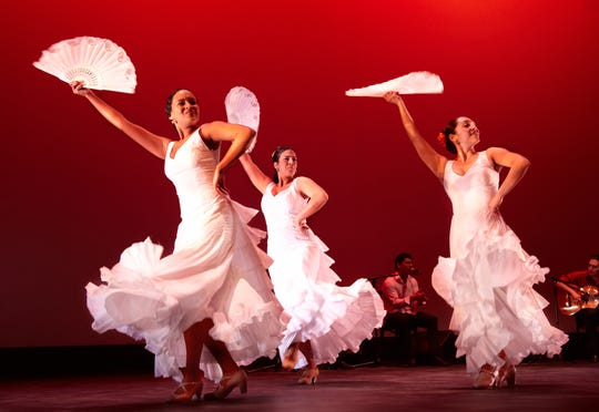 Flamenco Vivo will perform at the Wortham Center for the Performing Arts both Feb. 14 and 15.