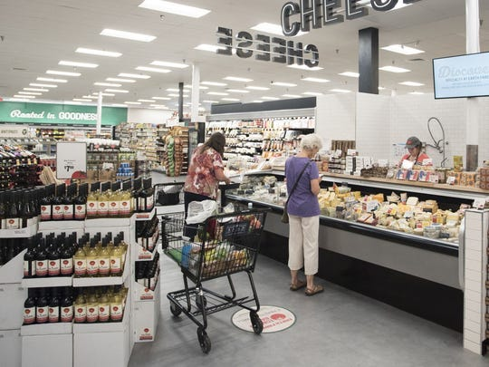 Earth Fare, the organic and natural foods chain that started in Asheville, N.C., announced Monday that it will close all stores. The South Asheville store got a major overhaul in 2016.