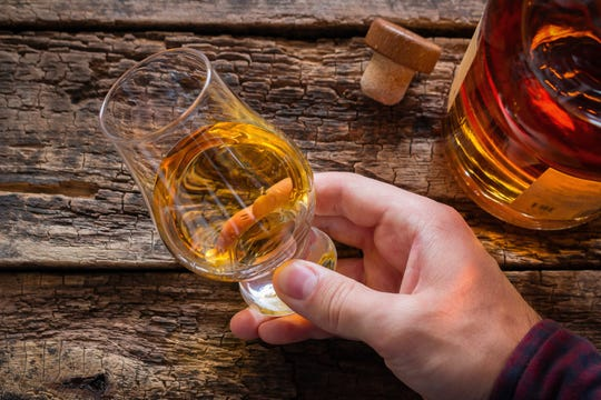 Whiskey in the District takes over the Eau Gallie Arts District on Saturday with food, music and cocktails.
