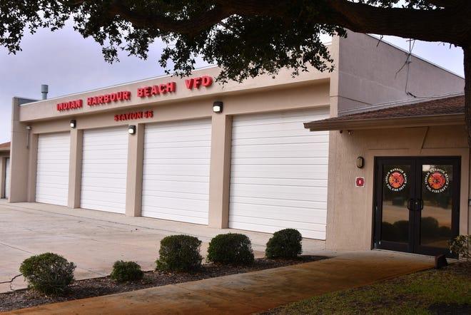 The Indian Harbour Beach Volunteer Fire Department.