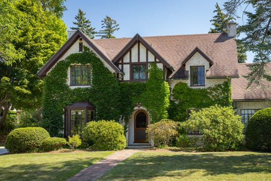 """This home at 62 Overlake Park in Burlington was built in 1929 on the grounds of the original Cannon Estate, one of Burlington's 19th century """"grand houses."""""""
