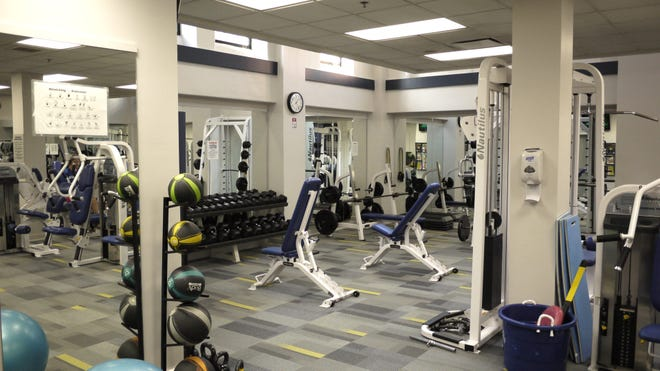 The co-ed fitness center has been open for 90 years.