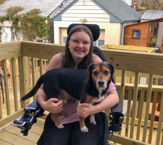 Livingston based Briad Group comes to aid of  wheelchair-bound Julianna Taverney, 16, of Edison, who was diagnosed with Ehlers-Danlos Syndrome, an d her family.
