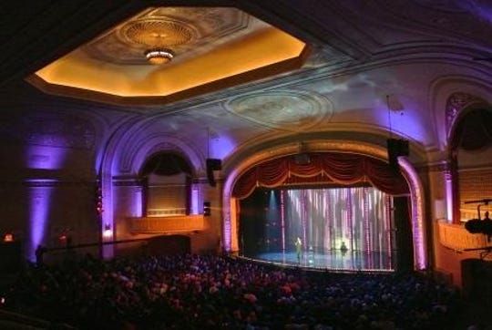 The Union County Performing Arts Center in Rahway offers a full schedule of programs, events and activities in a restored 1920's-era theater.