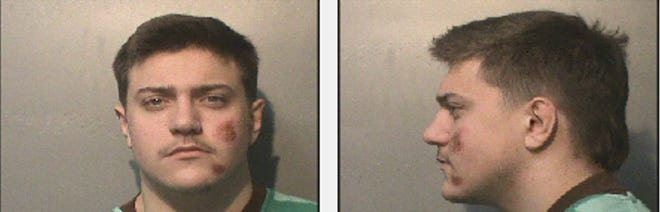 Pleasant Hill resident Matthew McCoy Parker faces charges of criminal mischief and trespassing after a break-in at the Iowa State Capitol.