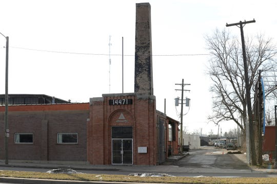 Exterior of Smalley Construction company Sunday, February 2, 2020 in Detroit, Mich.