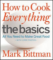 """""""How to Cook Everything: the basics"""" by Mark Bittman."""