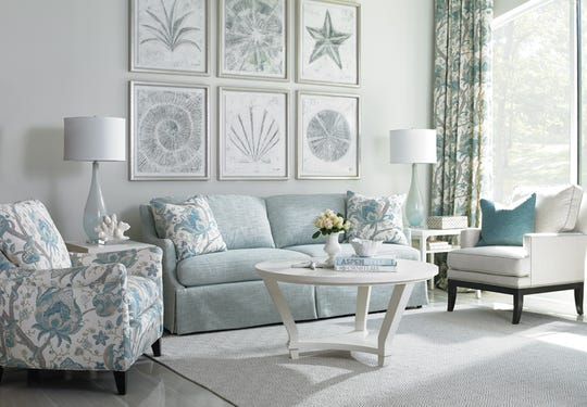 Now you can peruse the largest selection of Sherrill Furniture in Metro Detroit at McLaughlin's in Novi and Southgate.