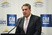 Mark Reuss, General Motors president