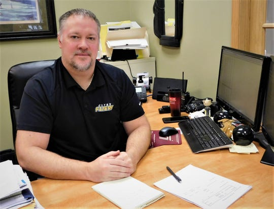 Clyde City Finance Director Craig Davis said despite a 5 percent drop in income taxes collected in 2019 over the previous year, the city still hit its budget.