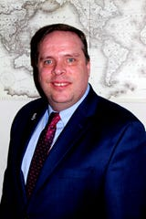 Republican William Cutcher is running to represent Colorado's 2nd congressional district.