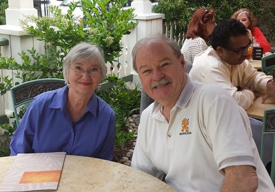 Robert and Kemba DeGroot are newcomers to Cape Coral.