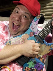 Children's musician Mr. Billy, shown in this 2002 file photo, is battling cancer.