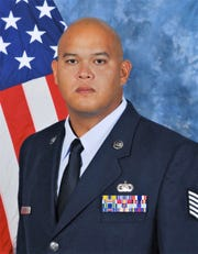 Tech. Sgt. Michael Rabago, 254th Air Base Group